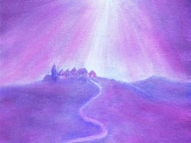047: Drei Könige, violett