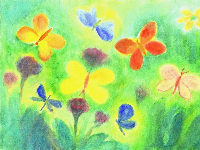 073: Schmetterlinge