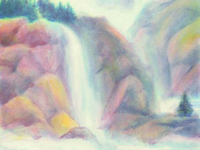 116: Wasserfall