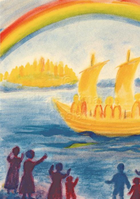 178_Ein Schiff geladen . . .