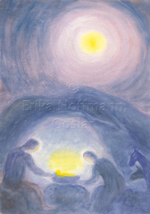 016_Maria und Joseph in Grotte I
