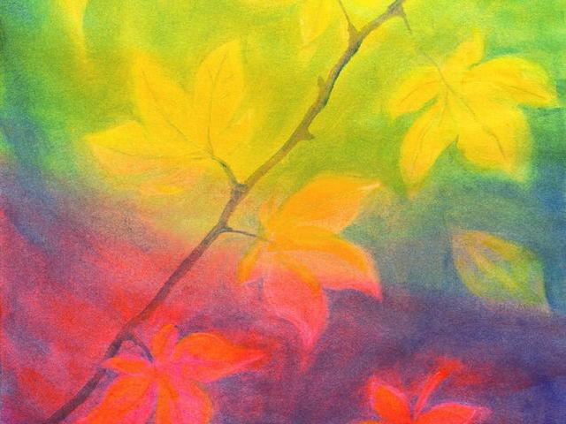 119: Herbstblätter