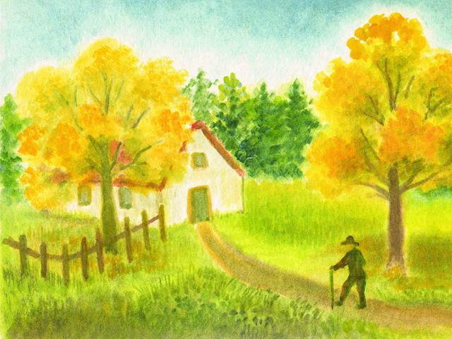 132: Herbstwanderer