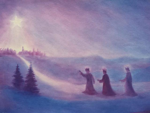 181: Drei Könige auf dem Weg (II)