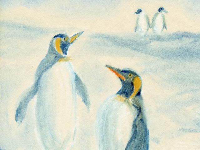 196: Pinguine
